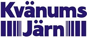Kvänums Järn AB logo