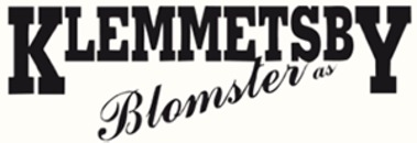 Klemmetsby Blomster AS logo