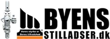 Byens Stilladser.dk logo