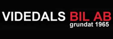 Videdals Bil logo