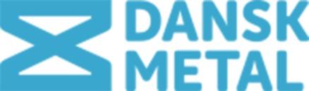 Dansk Metal Tele Vest logo