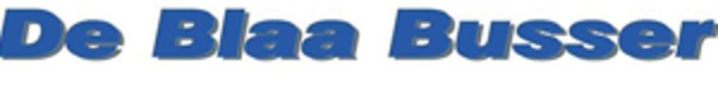 De Blaa Busser logo