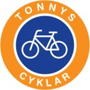 Tonnys cyklar logo