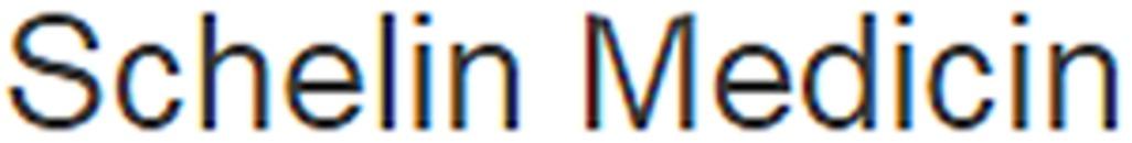 Schelin Medicin AB logo