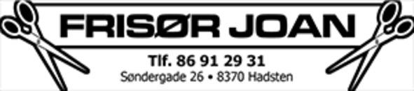 Frisør Joan logo