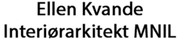 Ellen Kvande Interiørarkitekt MNIL logo