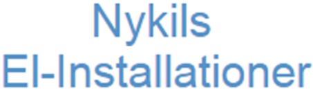 Nykils El-Installationer logo
