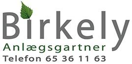 Birkely Anlægsgartnere A/S logo