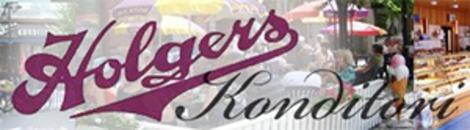 Holgers Konditori AB logo