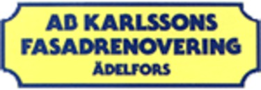 Karlssons Fasadrenovering, AB logo
