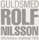 Guldsmed Rolf Nilsson eftr. logo