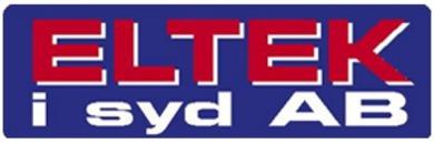 ELTEK i syd AB logo