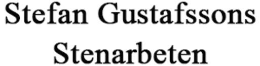 Stefan Gustafssons Stenarbeten logo