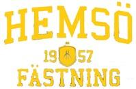 Hemsö Fästning logo