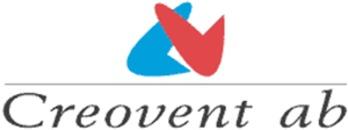 Creovent AB logo