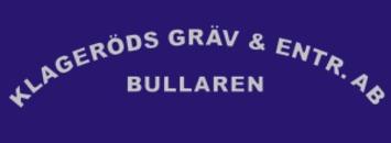 Klageröd Gräv & Entreprenad AB logo