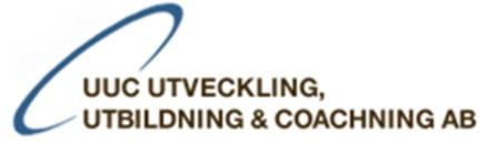 UUC Utveckling Utbildning & Coachning AB logo