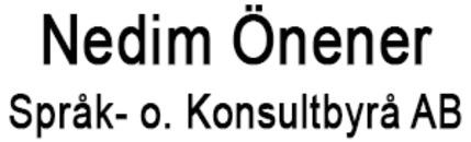 Nedim Önener Språk- o. Konsultbyrå AB logo