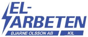 EL-ARBETEN i Kil (Bjarne Olsson AB) logo
