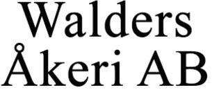 Walders Åkeri AB logo