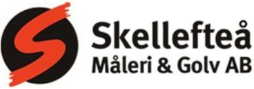 Skellefteå Måleri & Golv AB logo