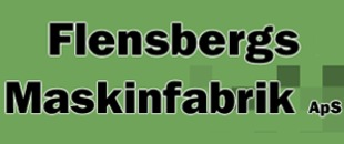 Flensberg Maskinfabrik ApS logo