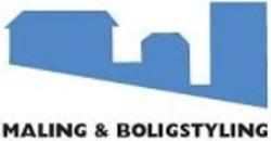 Maling & Boligstyling AS logo