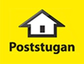 Poststugan logo