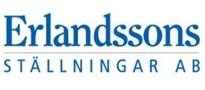 Erlandssons Ställningar & Maskinentreprenad AB logo