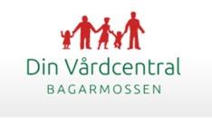 Din Vårdcentral Bagarmossen logo