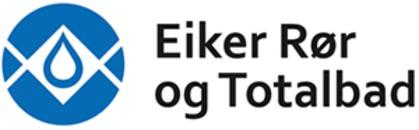 Eiker Rør og Totalbad AS logo