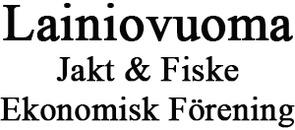 Lainiovuoma Jakt & Fiske Ekonomisk Förening logo