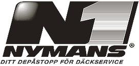 Nymans Däckservice AB logo