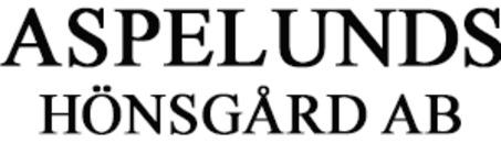 Aspelunds Hönsgård AB logo