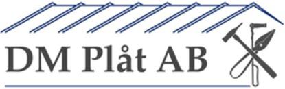 DM Plåt AB logo
