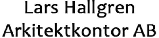 Hallgren Arkitektkontor AB, Lars logo