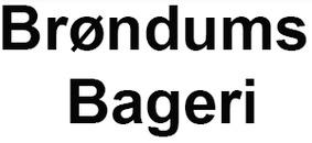 Brøndums Bageri logo