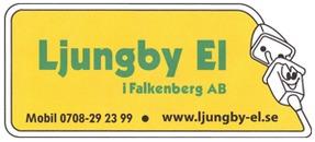 Ljungby El I Falkenberg AB logo