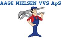VVS-installatørfirmaet Aage Nielsen ApS logo