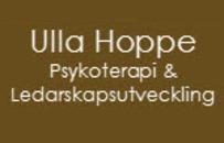 Ulla Hoppe logo
