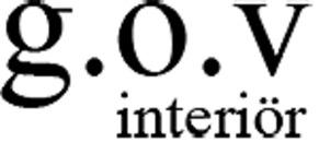 G.O.V. Interiör AB logo