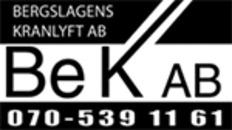 Bergslagens Kranlyft AB logo