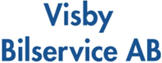 Visby Bilservice AB logo