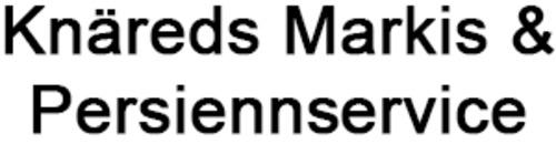 Knäreds Markis & Persiennservice logo