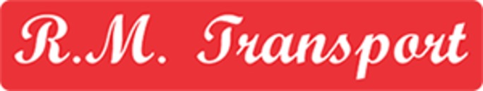 R.M. Transport logo