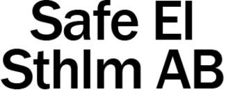Safe El Sthlm AB logo