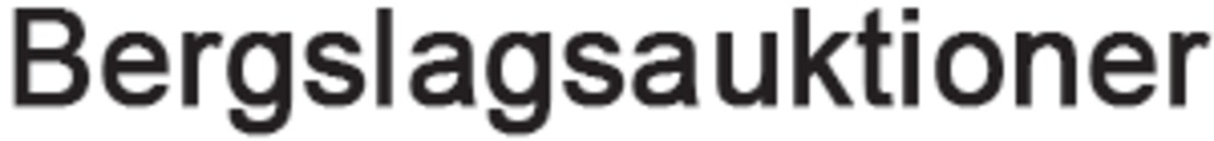 Bergslagsauktioner logo