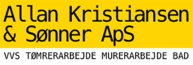 Allan Kristiansen & Sønner ApS logo