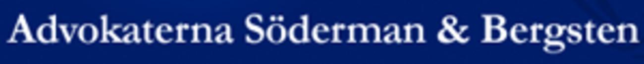 Advokaterna Söderman & Bergsten HB logo