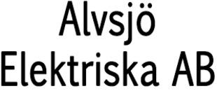 Älvsjö Elektriska AB logo